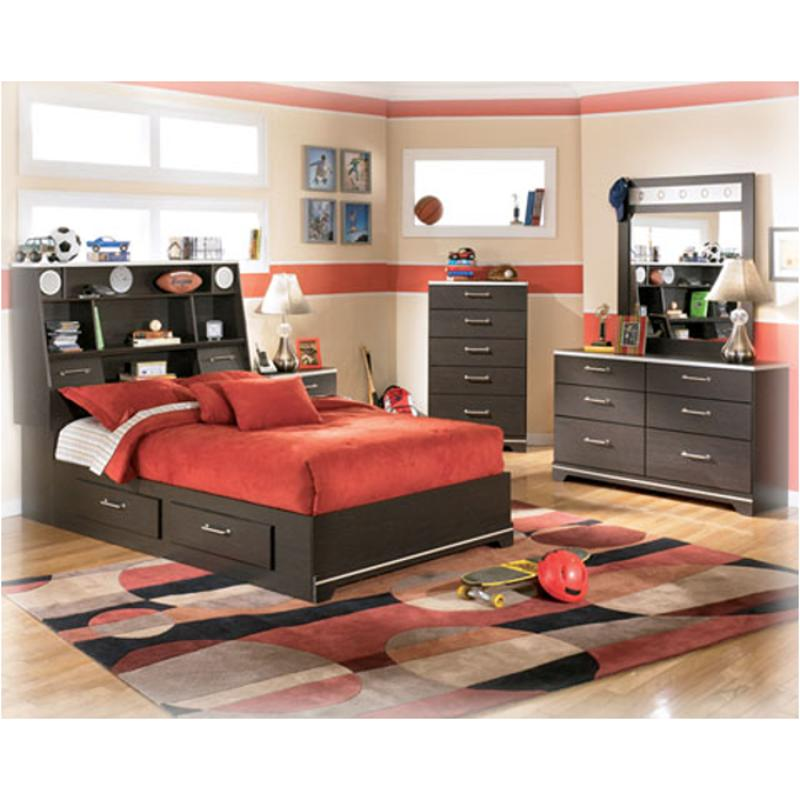 B151 21 Ashley Furniture I Zone Kids Room Youth Dresser