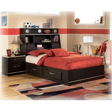 Bt Ashley Furniture Full Bookcase Headboard Topaudio Shelf - Ashley furniture bookshelves