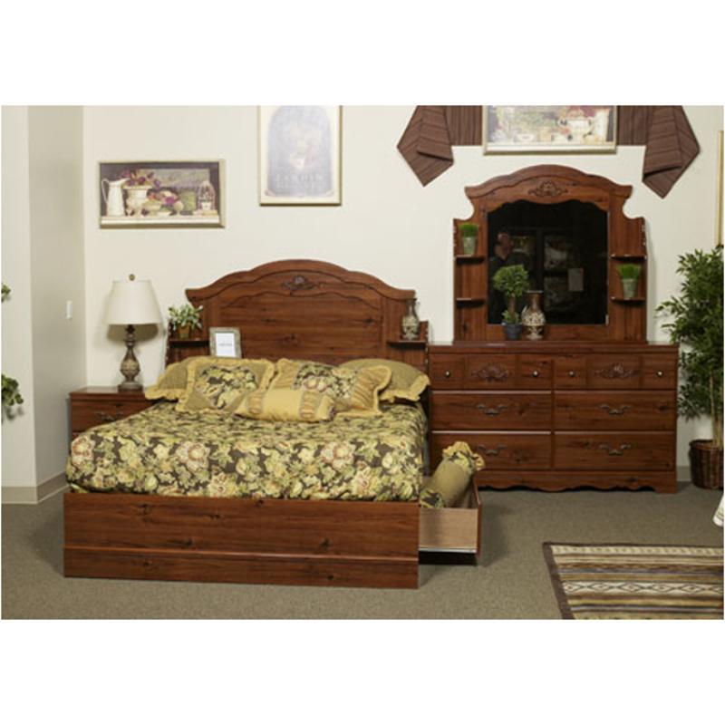 B167-54 Ashley Furniture Auburn Acres Queen Panel Footboard
