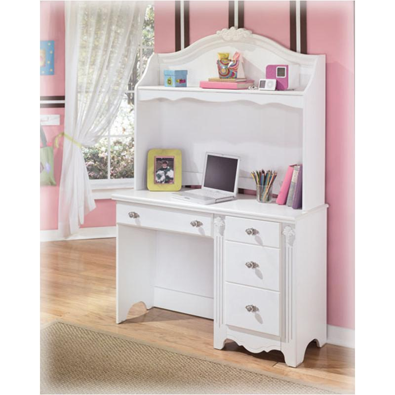 Genial B188 23 Ashley Furniture Exquisite   White Bedroom Desk