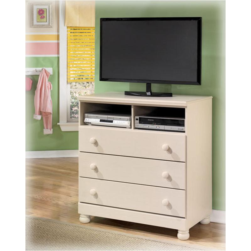 B213-39 Ashley Furniture Cottage Retreat Bedroom Media Chest