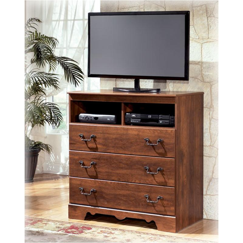 B258 39 Ashley Furniture Timberline Bedroom Chest