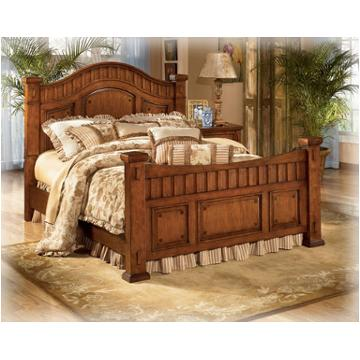B319 99 ashley furniture cross island bedroom king poster - Ashley furniture pheasant run bedroom set ...