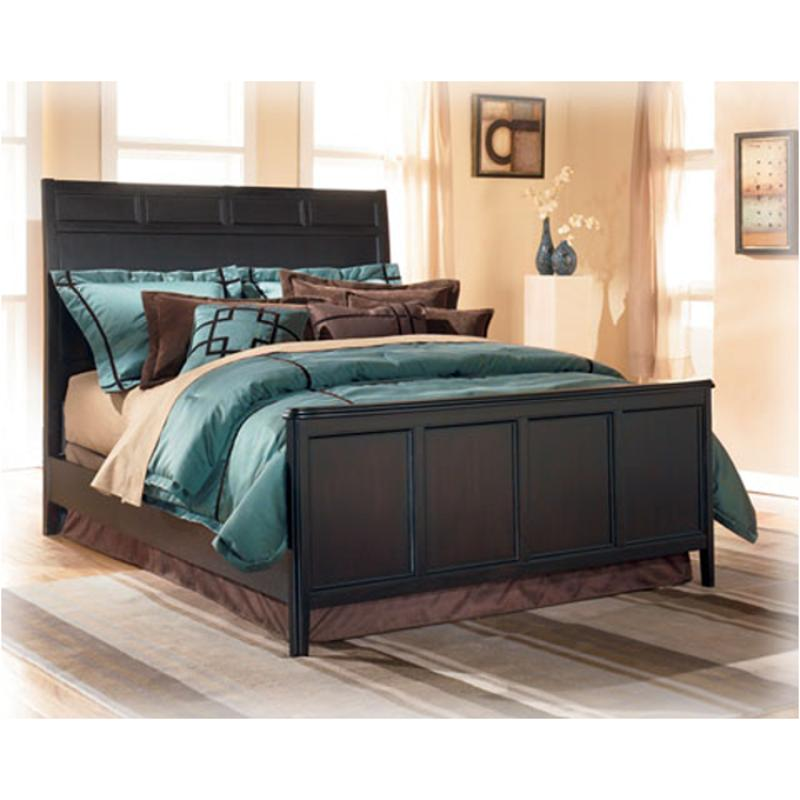 B371 58 Ashley Furniture Carlyle Bedroom Bed