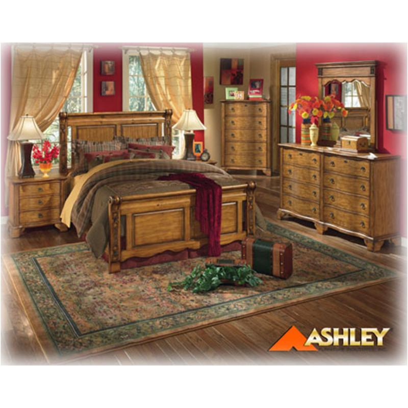 B437-31 Ashley Furniture Willoughby Dresser Birch Stain Finish