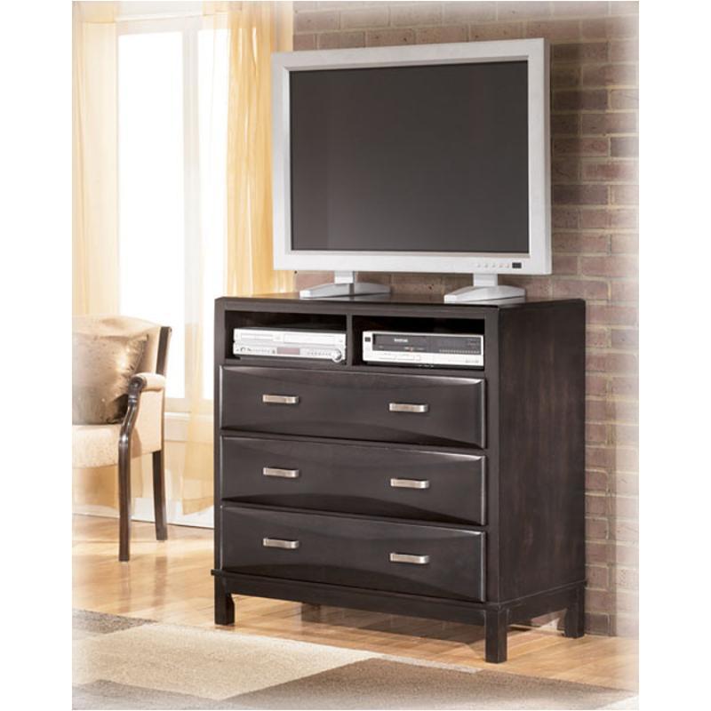 B473-39 Ashley Furniture Kira Bedroom Media Chest