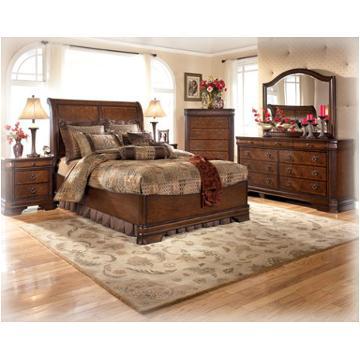 B527 58 ashley furniture hamlyn king panel bed with platform fb - Ashley furniture platform beds ...