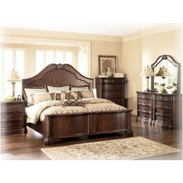 B622 58 Ashley Furniture Camilla Bedroom King Panel Bed