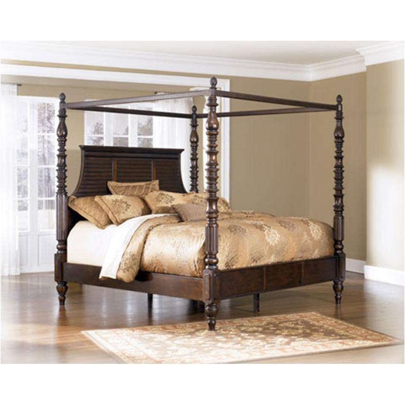 Merveilleux B668 62 Ashley Furniture Key Town Bedroom Bed