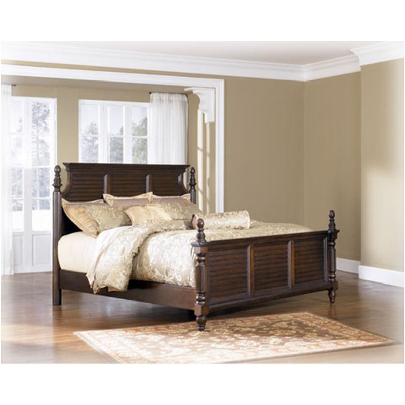 Beau B668 96 Ashley Furniture Key Town Bedroom Bed