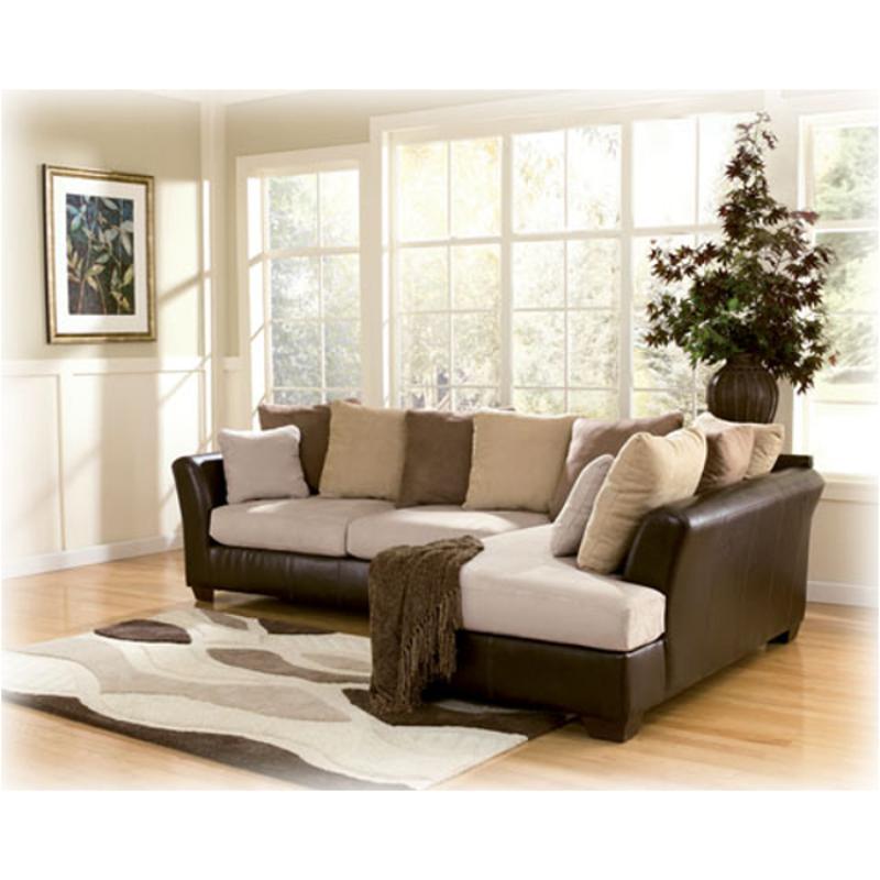 1940117 Ashley Furniture Logan Stone Raf Corner Chaise