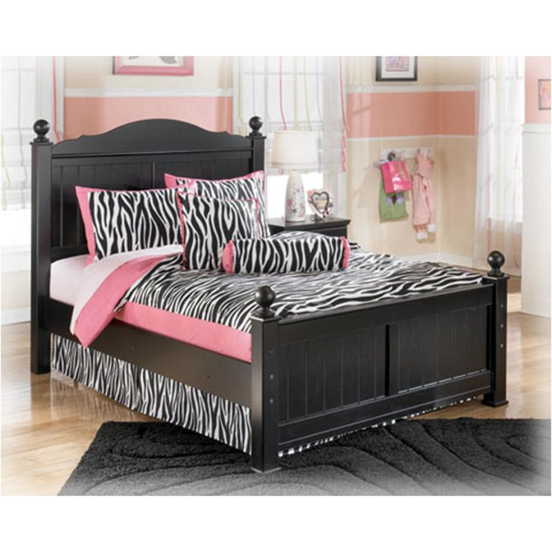 B150-84 Ashley Furniture Jaidyn Bedroom Bed Full Poster ...