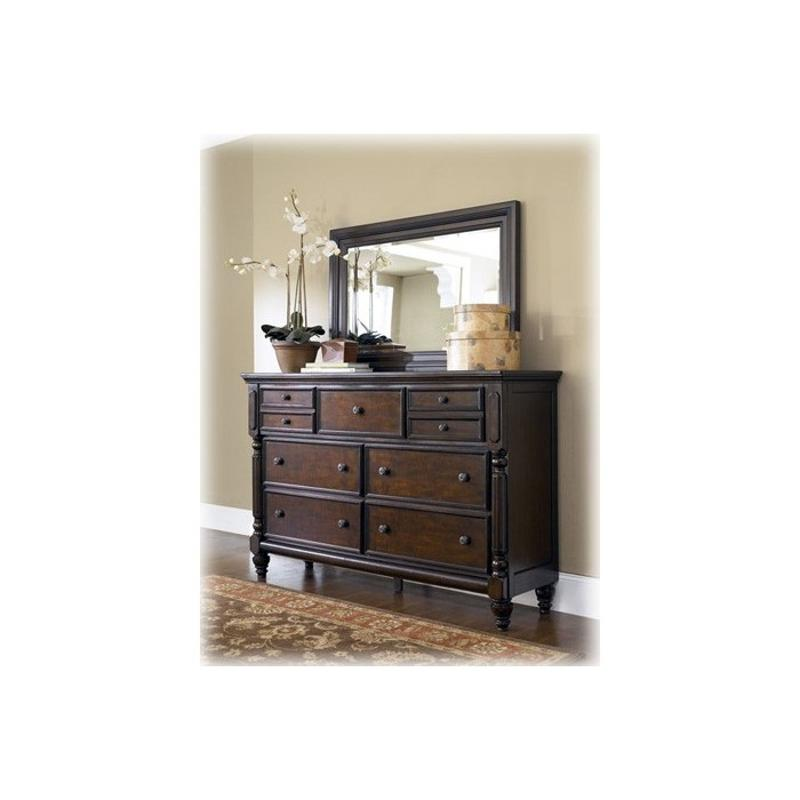 key town bedroom set b668 31 furniture key town bedroom dresser 15680