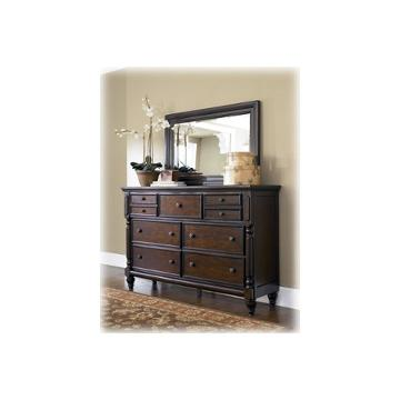 B668 31 Ashley Furniture Key Town Bedroom Dresser