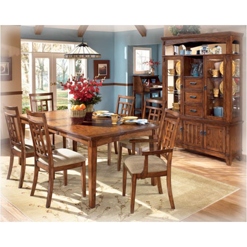 Ashley Furniture Bloomington Illinois Photos Reviews: D319-35 Ashley Furniture Rectangular Dining Room Extension