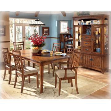 D319 35 Ashley Furniture Cross Island Dining Room Table