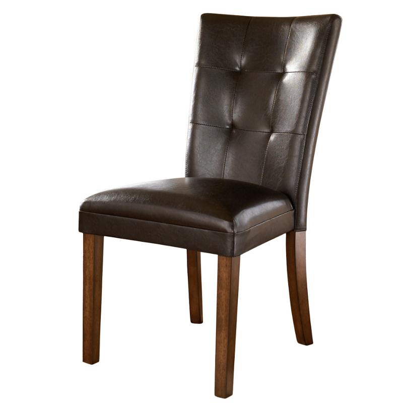 D328 01 Ashley Furniture Dining Upholstered Side Chair