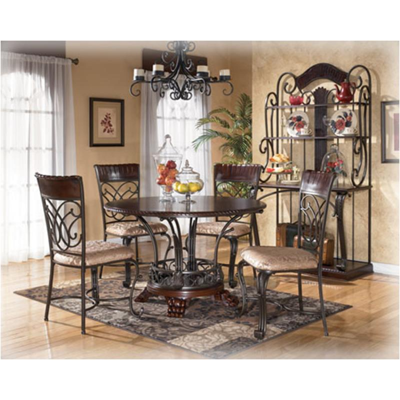 D Ashley Furniture Alyssa Dining Room Dining Uph Side Chair - Alyssa dining room set