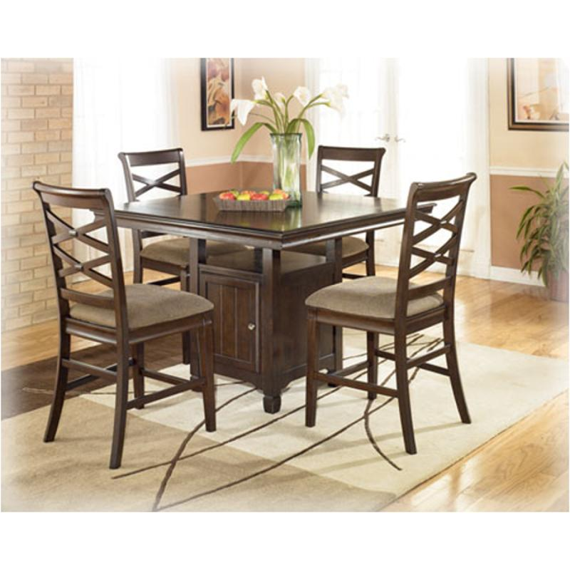Ashley Hayley Counter Height Dinette Set Designer Tables Reference
