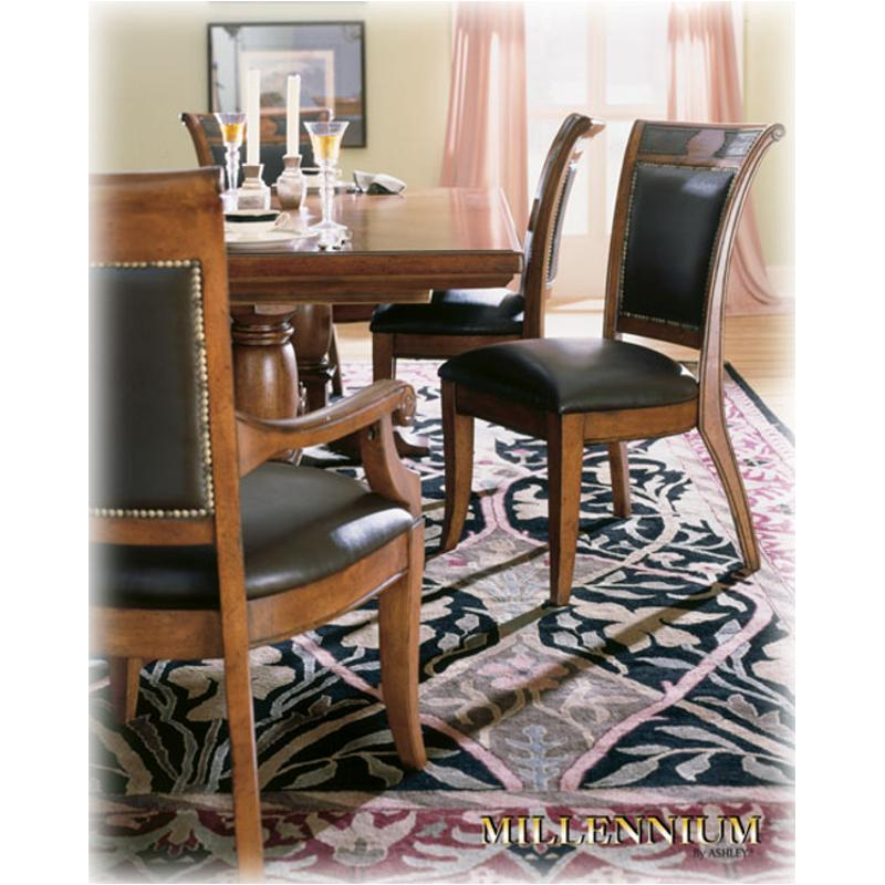 D493 01a Ashley Furniture Monarch Valley Dining Room Dining Chair