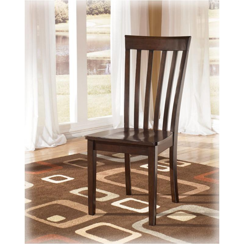Ashley Furniture Side Chairs Free Nola Round Table With Wood Top And Metal Pedestal Base U Side