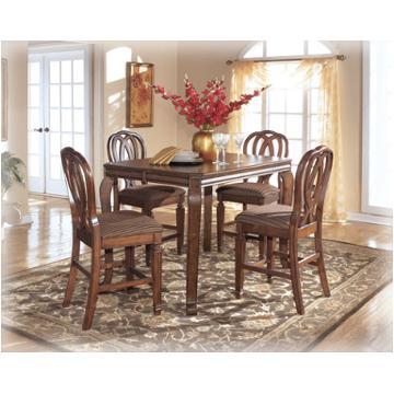 D527-32 Ashley Furniture Hamlyn Counter Height Leaf Table