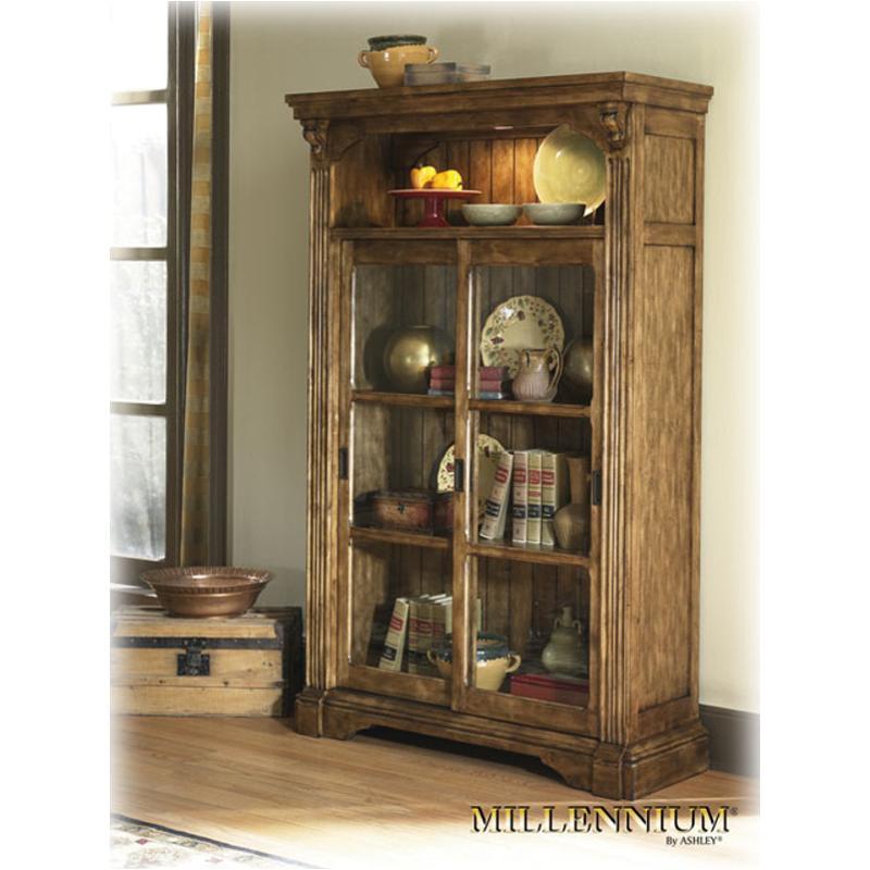 D534 60 Ashley Furniture Bookshelf Birch Stain Finish