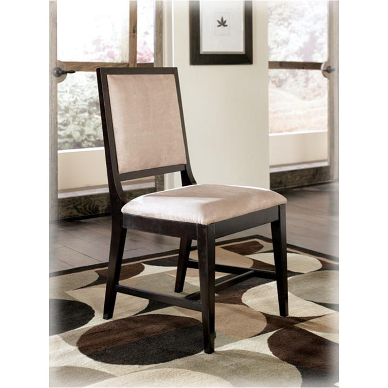 Furniture City Dining Room Suites: D551-03 Ashley Furniture Martini Suite Upholstered Side Chair