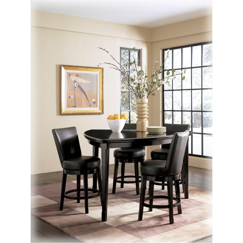 D569-23 Ashley Furniture Emory Triangle Dining Room Counter Table
