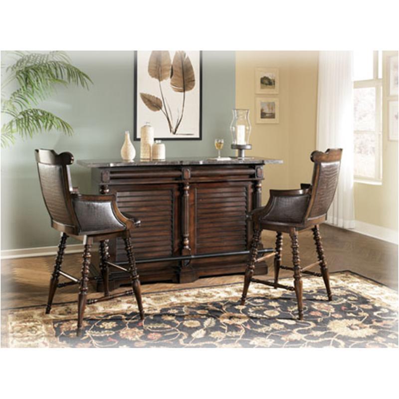D668 65t Ashley Furniture D668 65 Accent Bar