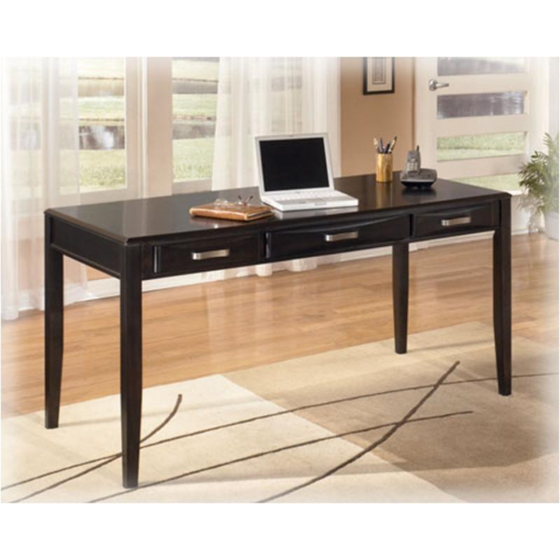 H473-45 Ashley Furniture Kira Home Office Leg Desk