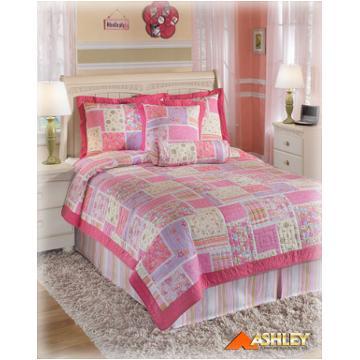 q102003f ashley furniture bedding comforter full ella magenta. Black Bedroom Furniture Sets. Home Design Ideas