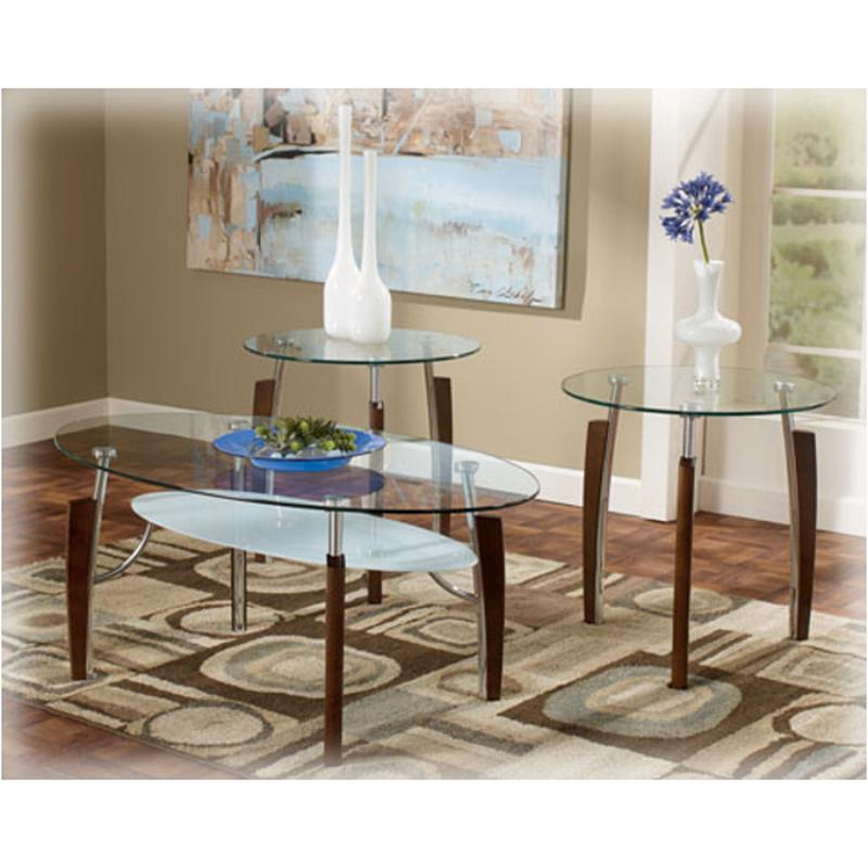 T049 13 Ashley Furniture Banilee Living Room Occasional: T225-13 Ashley Furniture Occasional Table Set
