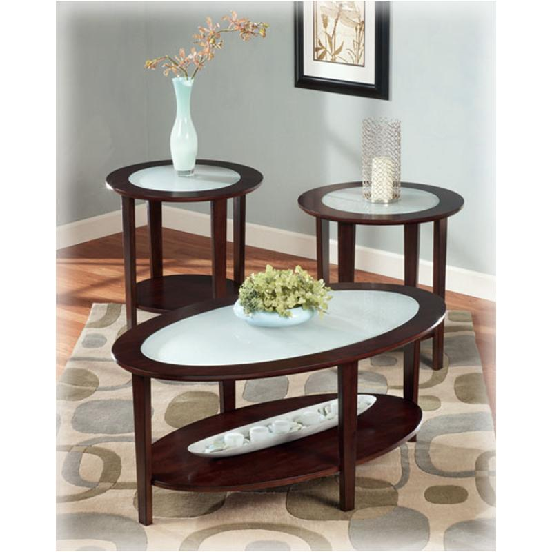 T255-13 Ashley Furniture Dani Occasional Table Set