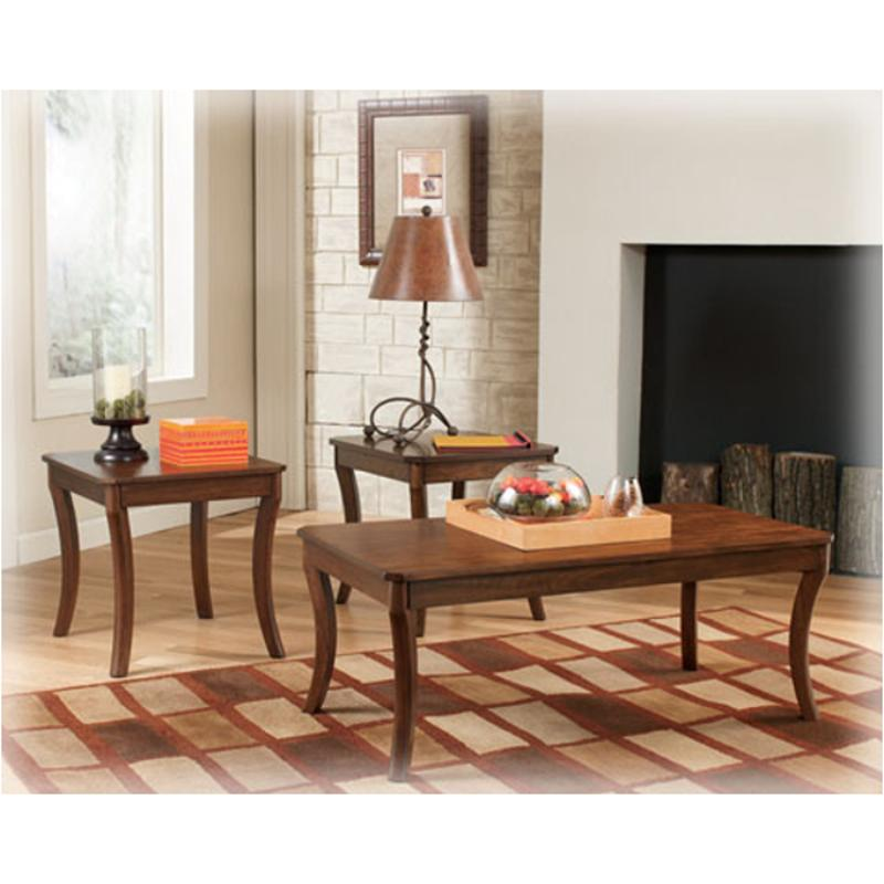 T049 13 Ashley Furniture Banilee Living Room Occasional: T272-13 Ashley Furniture Dewey Occasional Table Set