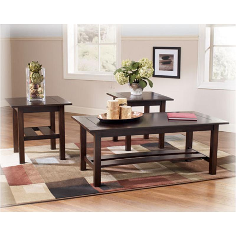 T309-13 Ashley Furniture Occasional Table Set