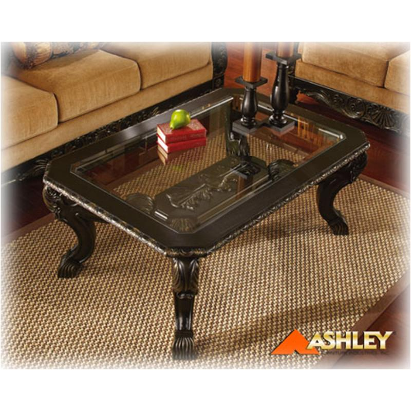 Charmant T551 1 Ashley Furniture Longoria Cocktail Table