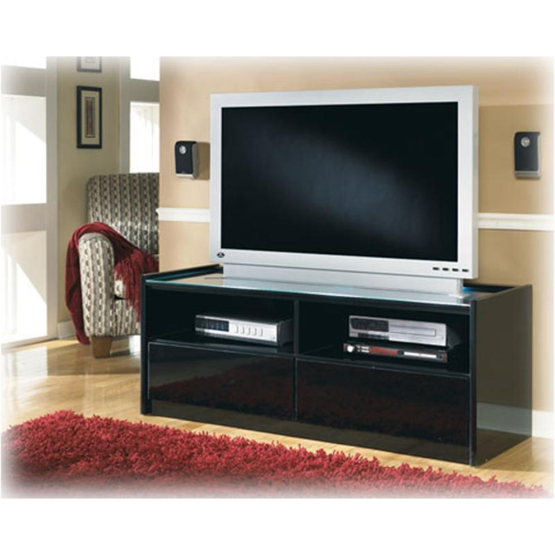 W350 60 Ashley Furniture Galaxy Tv Stand 60in Hg Black