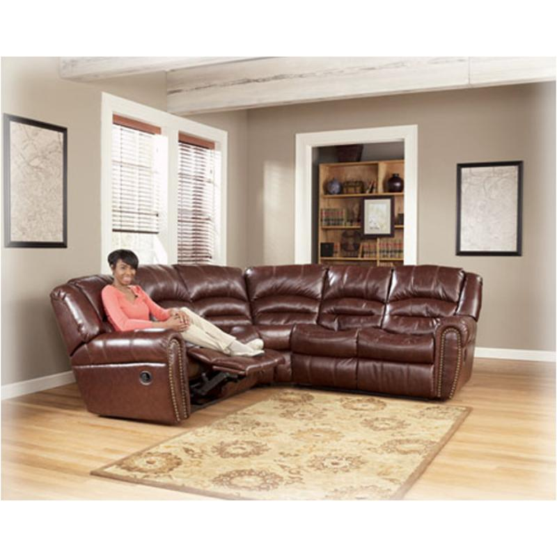 Prime 5480149 Ashley Furniture Wesley Sienna Raf Single Recliner Loveseat Sectional Gmtry Best Dining Table And Chair Ideas Images Gmtryco