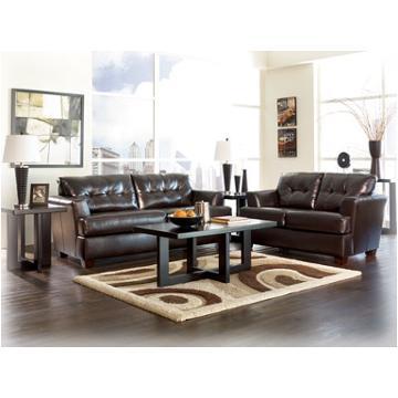 9460335 ashley furniture durablend chocolate loveseat