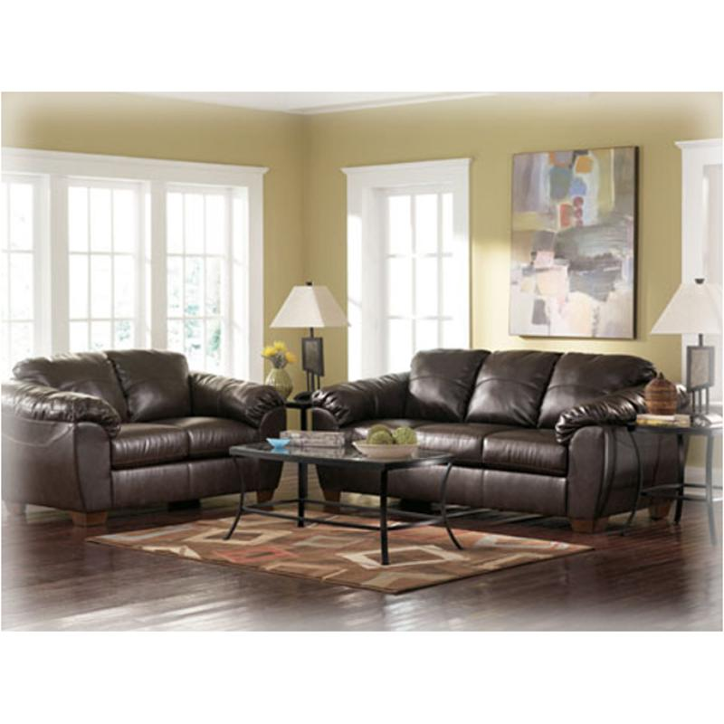 9880035 Ashley Furniture Franden Durablend Cafe Loveseat