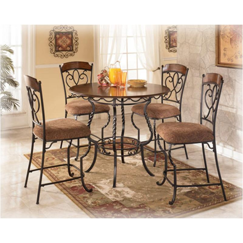 D316-223 Ashley Furniture D316-223 Round Counter Table Set