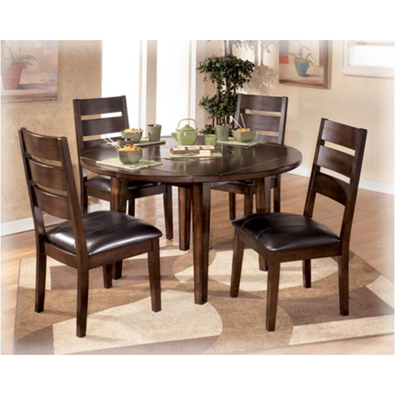 D442 15 Ashley Furniture Larchmont Dining Room Dinette Table