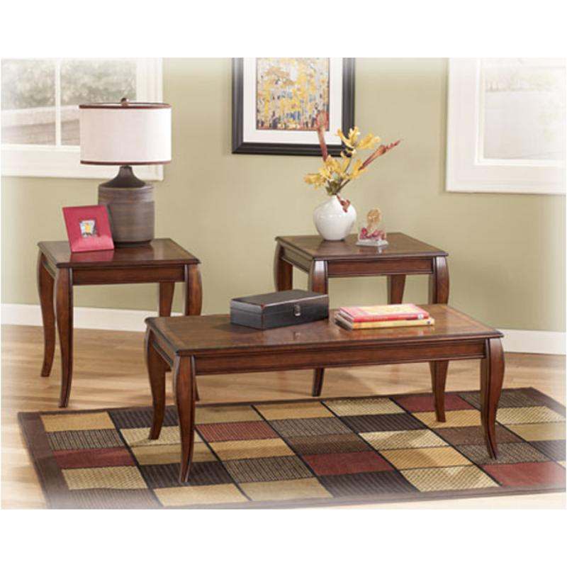 T049 13 Ashley Furniture Banilee Living Room Occasional: T317-13 Ashley Furniture Occasional Table Set