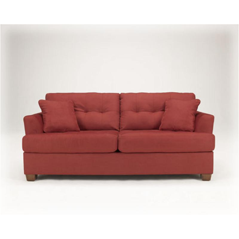 Awesome 1180438 Ashley Furniture Zia Salsa Sofa Home Remodeling Inspirations Cosmcuboardxyz