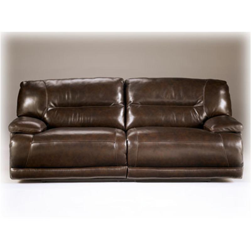 4240181 Ashley Furniture Exhilaration - Chocolate 2 Seat Reclining Sofa