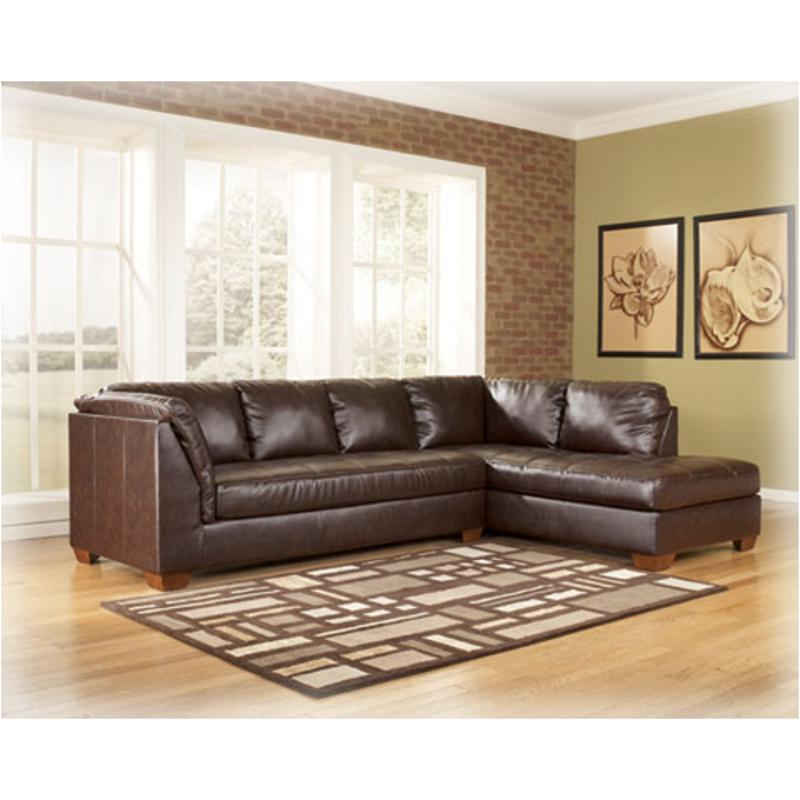 4480066 Ashley Furniture Fairplay Durablend Mahogany Laf