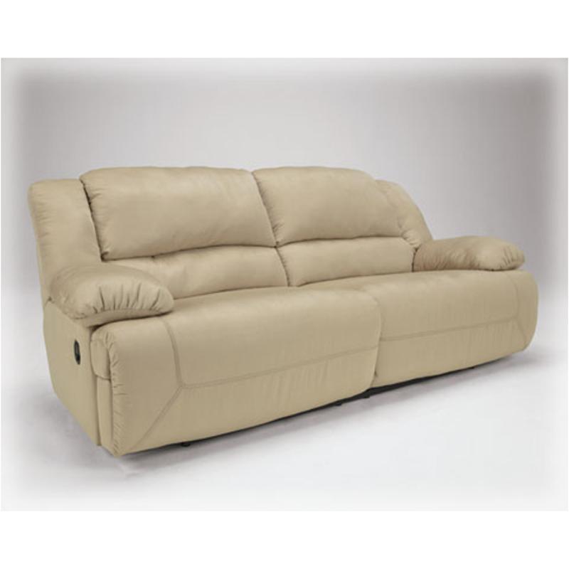 5780081 Ashley Furniture Hogan Khaki 2 Seat Reclining Sofa