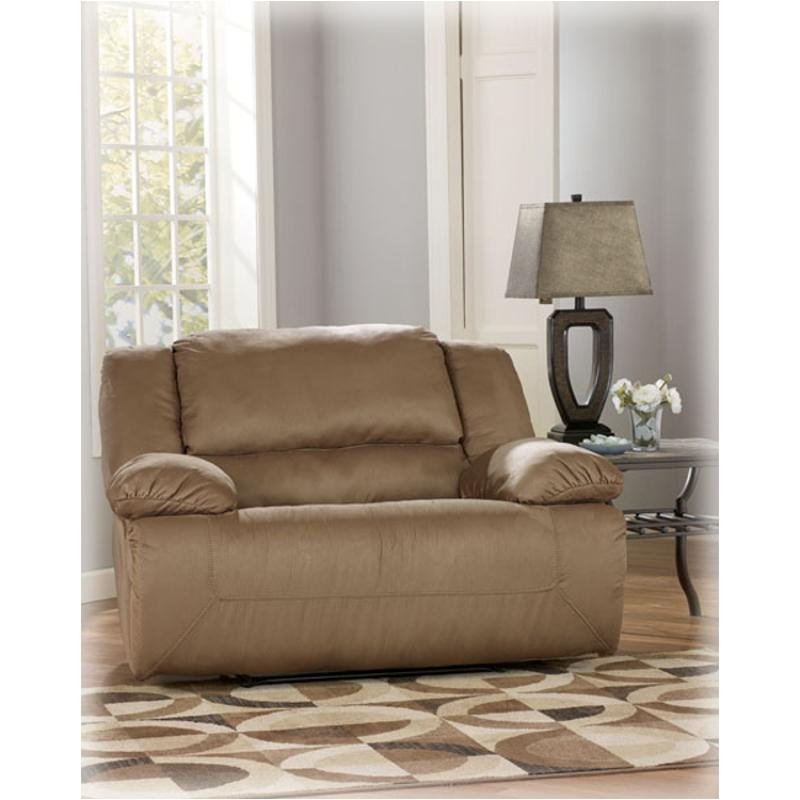 5780252 Ashley Furniture Hogan Mocha Living Room Recliner