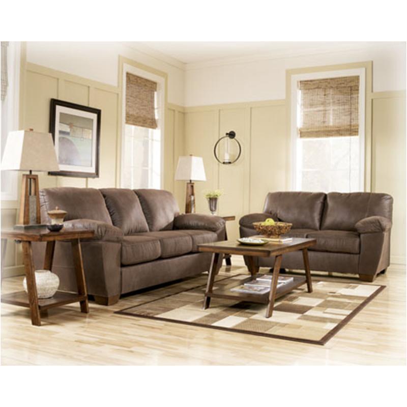 Charmant 6750535 Ashley Furniture Amazon   Walnut Living Room Loveseat